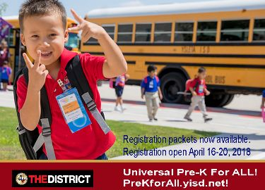 universal pre-k for all
