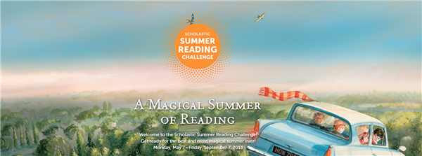 magical summer of reading