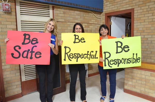 Our BRAVES are Responsible, Respectful, Safe and Kind!