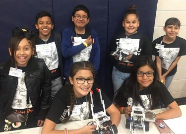 Congratulations to our Robotics Teams