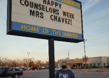 Ms. Chavez- Counselor