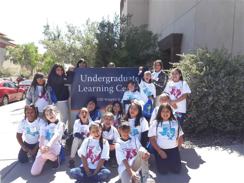 CHES Students Attend Girl Powered