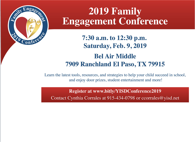 2019 Family Engagement Conference