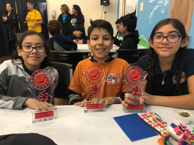 Team Quest Students Place At Competition