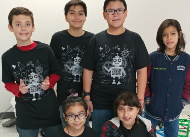Del Norte Students VEX Robotics Team