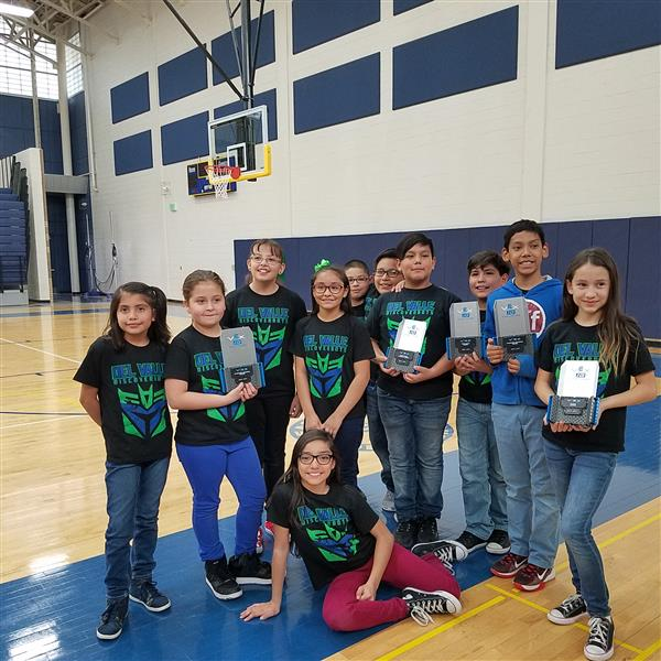 Vex IQ Robotics Team Qualifies for Vex Worlds