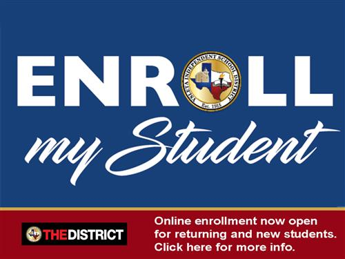 Enrollment graphic
