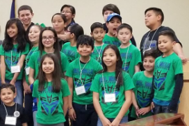 Del Valle students compete