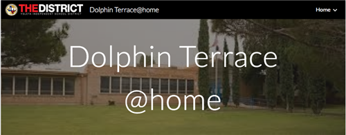 Dolphin Terrace Parent/Student resource access