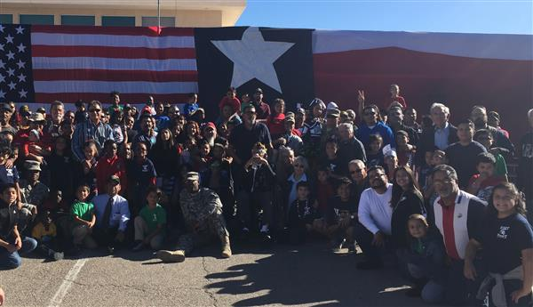 East Point ES Honors our Veterans