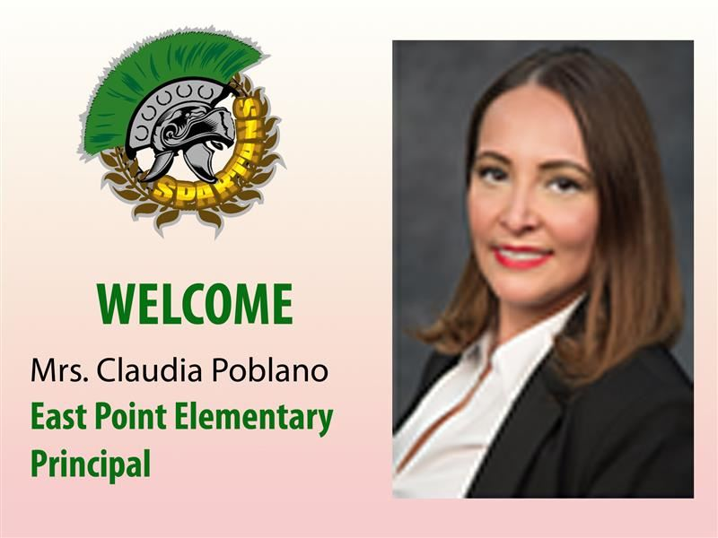 Welcome Mrs. Poblano