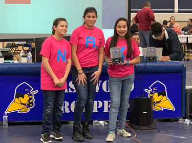 East Point Wins Big at YISD VEX IQ Robotic Competition
