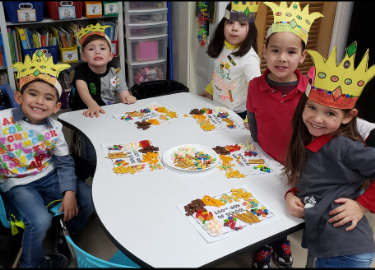 PREK 100 Days of School