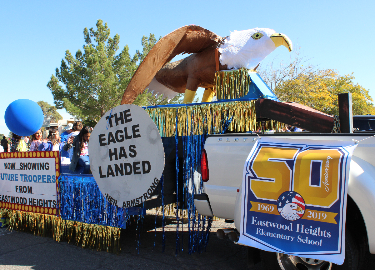 Eastwood Heights' 50th Anniversary Parade