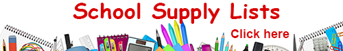 School Supply List icon