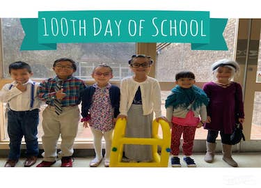 #ThisisGlenCove celebrating #100DaysofSchool
