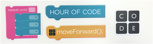 Hour of code banner
