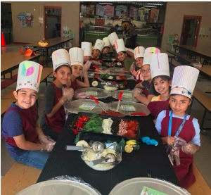 Future Chefs in the making!