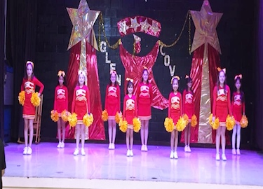 Our Glen Cove Starlettes!!!