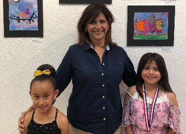 Hacienda Heights Artists Wins 2nd Place