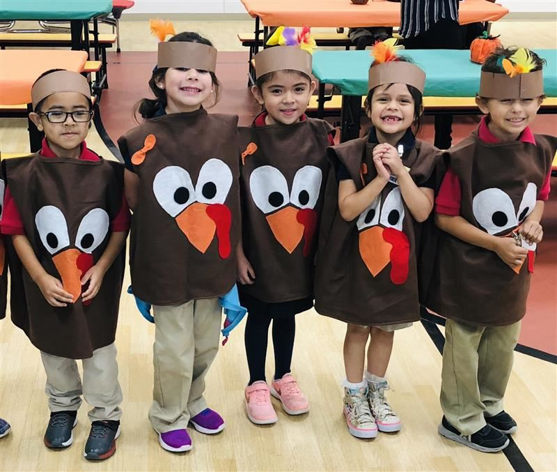 K-2 Thanksgiving Luncheon