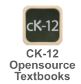 CK-12 Open resource Textbooks