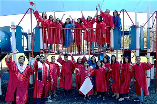 Bel Air Seniors Return to Mesa Vista