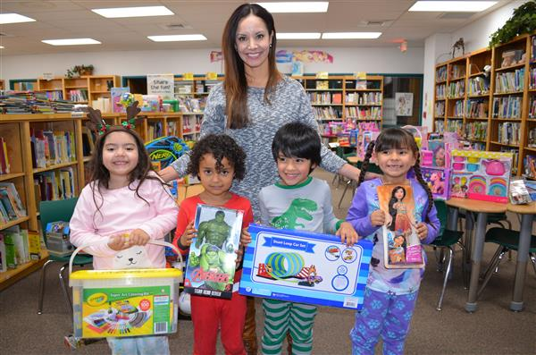 Dr. Michelle Iglesias Gives Back to Leopards