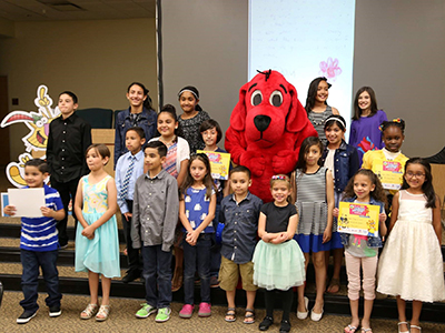 3rd Graders Win PBS Kids Writing Contest