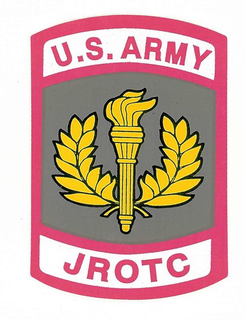 JROTC Patch and Logo