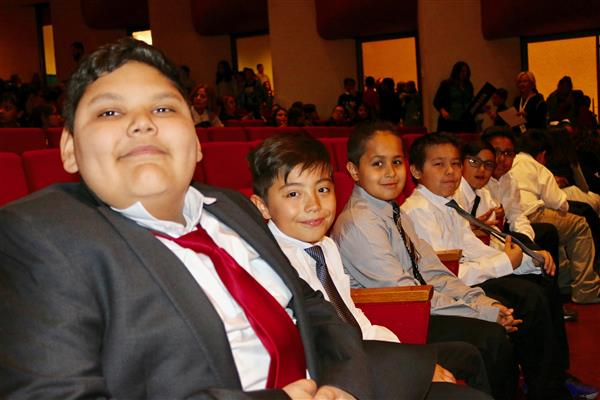 Students attend Symphony