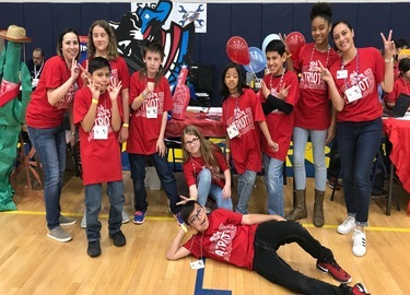 North Star GT students Shine at the Superintendents Cup GT Robotics Challenge