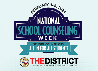 National School Counselor's Week