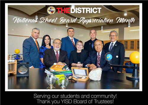 National School Board Month