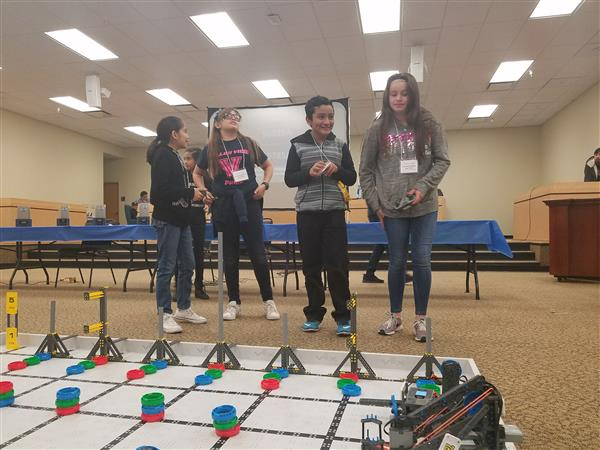 Vex IQ Competition