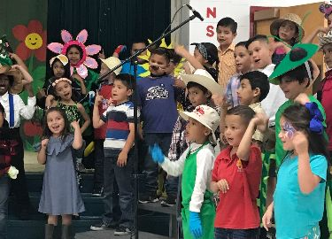 1st Grade PTO Performance