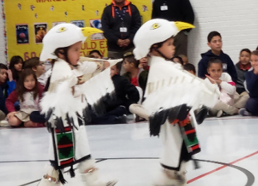 Celebrating Native American Month at Presa