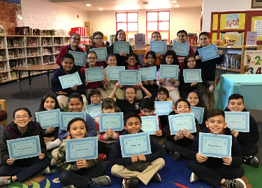 Bluebonnet Reading Celebration