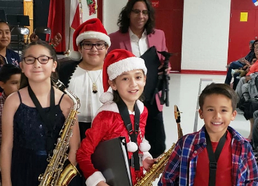Fine Arts Christmas Program