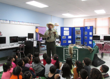 Career Day at Ramona