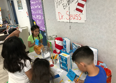 Dr. Seuss Birthday Celebration and Read Across America