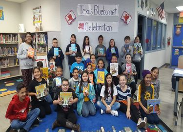 Texas Bluebonnet Reading Challenge