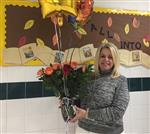 Congratulations, Ms. Burford, 2018-2019 South Loop Teacher of the Year