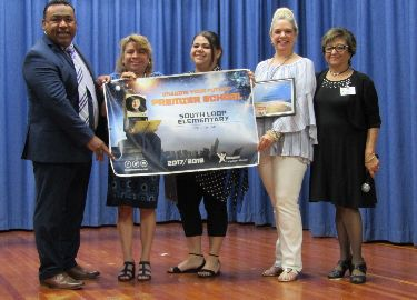 South Loop Earns Imagine Learning National Award