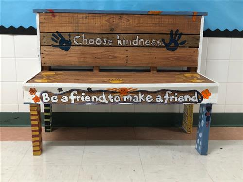 Kindess Bench