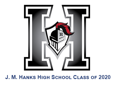 J. M. Hanks High School names top students in the Kingdom