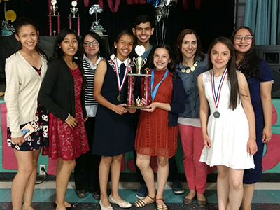 Alicia R. Chacon Int'l School students excel in Spanish/ESOL UIL Academics, Poetry and Prose