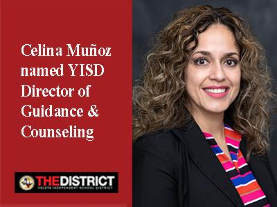 YISD names Muñoz as new Central Office director