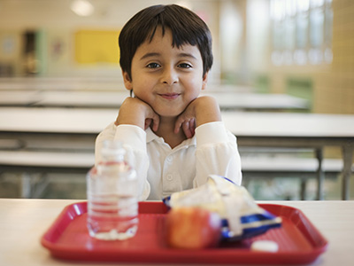 Furloughed families in Ysleta ISD can reapply for free, reduced lunches
