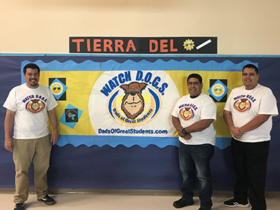 Tierra Del Sol ES kicks off WatchD.O.G.S. (Dads of Great Students)